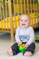 Llittle boy at play in his room - PhotoDune Item for Sale