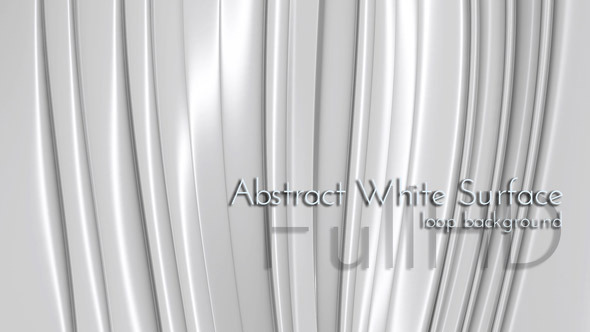 White Abstract Surface