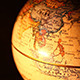 Vintage Old Globe  - VideoHive Item for Sale