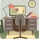 Workspace Office - GraphicRiver Item for Sale