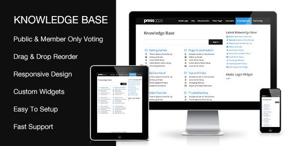 Knowledge Base | Wiki WordPress Plugin - CodeCanyon Item for Sale