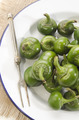green cherry peppers on a plate - PhotoDune Item for Sale
