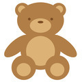 Cartoon Teddy Bear - PhotoDune Item for Sale