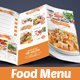 Restaurant Food Menu - GraphicRiver Item for Sale