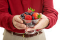 Bowl of Healthy Berries - PhotoDune Item for Sale