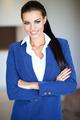 Confident friendly businesswoman - PhotoDune Item for Sale