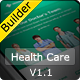 Health Care - Responsive Email Template + Builder - ThemeForest Item for Sale