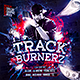 Underground Mixtape Cover Track Burnerz - GraphicRiver Item for Sale