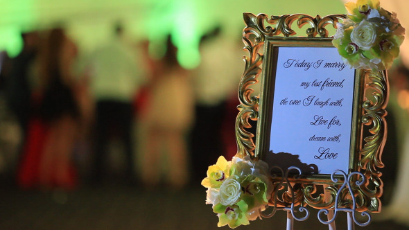 Wedding Dancing Party