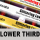 Glittering Lower Third - VideoHive Item for Sale