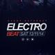 Electro Beat Flyer - GraphicRiver Item for Sale