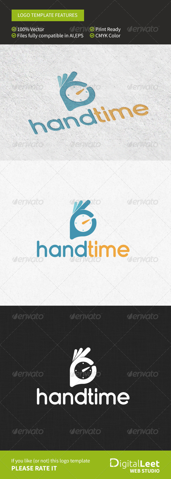 GraphicRiver Handtime 8737793