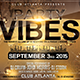 Party Vibes - GraphicRiver Item for Sale