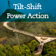 Tilt-Shift Power Action - GraphicRiver Item for Sale