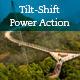 Tilt-Shift Power Action - GraphicRiver Item for Sale