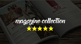 Magazine Template Collection