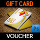Gift  Voucher Card Template Vol.11 - GraphicRiver Item for Sale