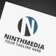 Ninthmedia Logo - GraphicRiver Item for Sale