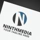 Ninthmedia Logo - GraphicRiver Item for Sale