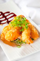 Japanese style Panko battered prawns - PhotoDune Item for Sale
