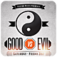 Good vs Evil - Flyer - GraphicRiver Item for Sale