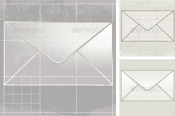GraphicRiver Mail Sketch 8741264
