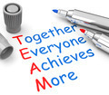 together everyone achieves more - PhotoDune Item for Sale