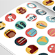 Lost Objects Icons - GraphicRiver Item for Sale