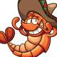 Mexican Shrimp - GraphicRiver Item for Sale