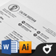 Bright Resume - GraphicRiver Item for Sale