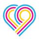 Heart Prints Logo - GraphicRiver Item for Sale