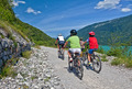 mountain bike ride - PhotoDune Item for Sale