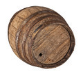 wood barrel - PhotoDune Item for Sale