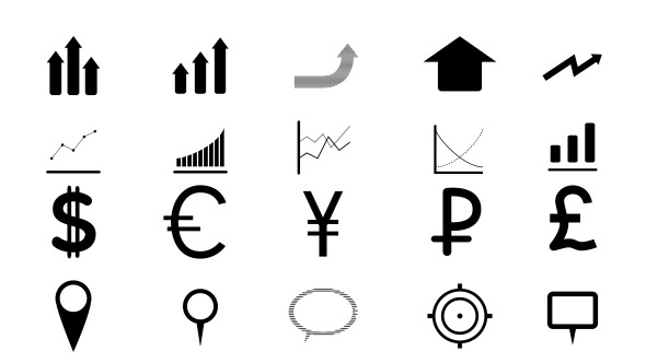 20 Business and Sucsess Icons