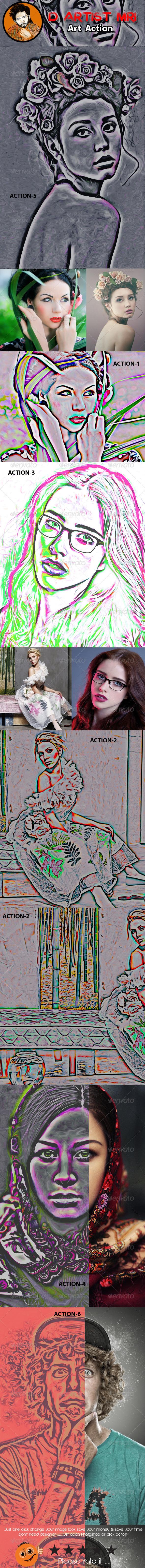 GraphicRiver Art Action 8744904