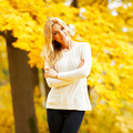 Autumn woman - PhotoDune Item for Sale