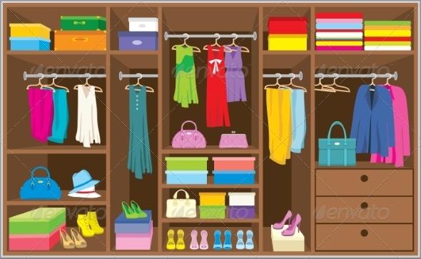 GraphicRiver Wardrobe Room 8745244