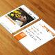 Modern Personal Business Card AN0407
