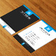 Modern Corporate Business Card AN0411 - GraphicRiver Item for Sale