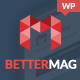 BetterMag - Magazine, Review, Shop WordPress Theme - ThemeForest Item for Sale