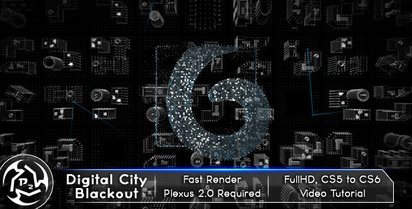 Digital City Blackout