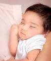 Cute sleeping baby portrait - PhotoDune Item for Sale