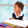 Cute African preschooler - PhotoDune Item for Sale