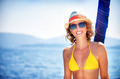 Sexy woman in the sea - PhotoDune Item for Sale