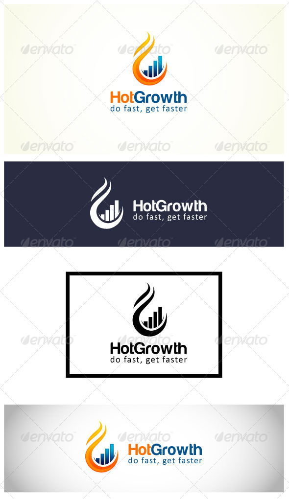 GraphicRiver Hot Growth 8746498