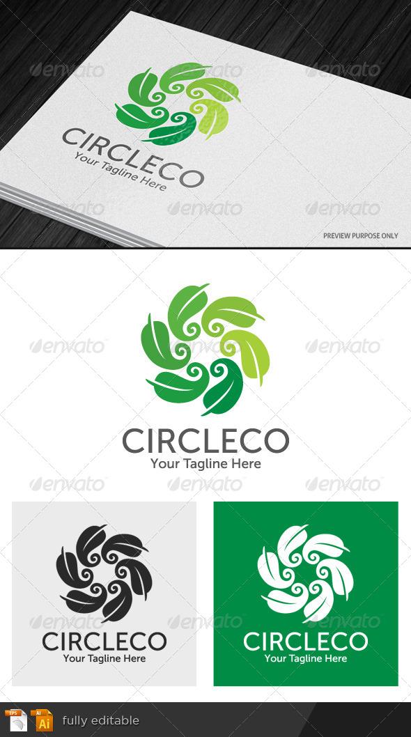 GraphicRiver Circleco Logo 8746751