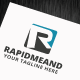 Rapidmeand Logo Template - GraphicRiver Item for Sale