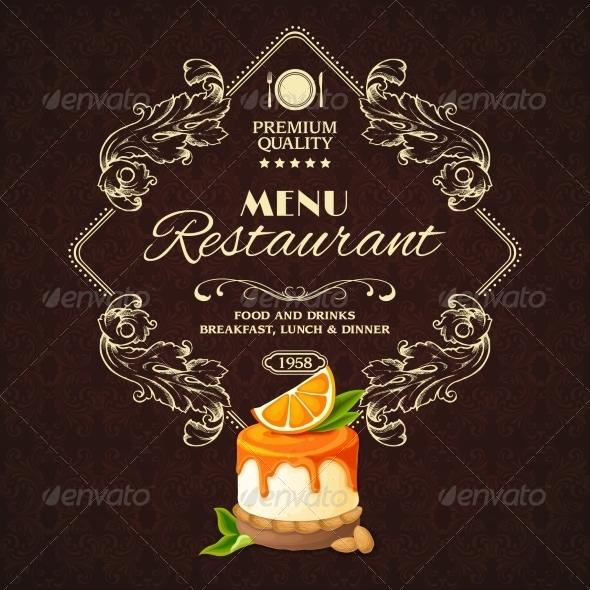 GraphicRiver Sweets Dessert Restaurant Menu 8747327