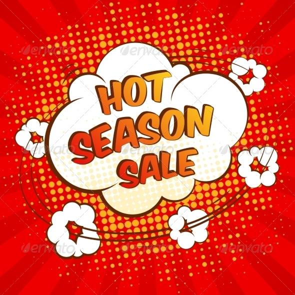 GraphicRiver Sale Speech Bubble 8747508