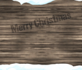 Winter Christmas Background Graphic With Snow - PhotoDune Item for Sale